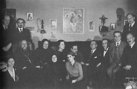 Bei Vater Bulgakov