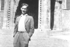 Jurij Skobtzow, der Sohn von Mutter Maria Skobtzova, heiliggesprochen 2003