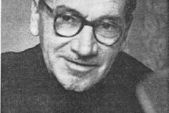 Vater Nikolaj Afanasiew, Theologe und Kirchenhistoriker, Professor in dem Institut St.Serge in Paris